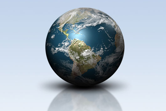 Create-a-Shiny-Earth-with-Photoshop-3D-Layers