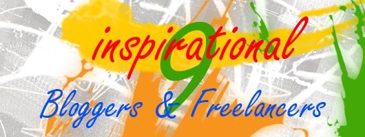 9 Inspirational Bloggers & Freelancers